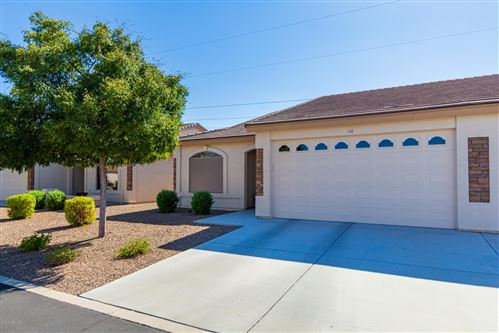 Photo of 10960 E MONTE Avenue #132, Mesa, AZ 85209 (MLS # 6114527)