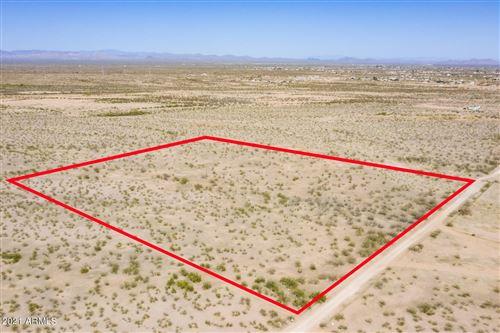 Photo of 0 W MONTGOMERY Road, Wittmann, AZ 85361 (MLS # 6174527)