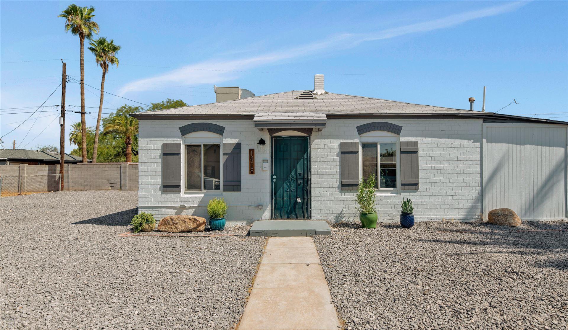 1428 E PORTLAND Street, Phoenix, AZ 85006 - MLS#: 6117527