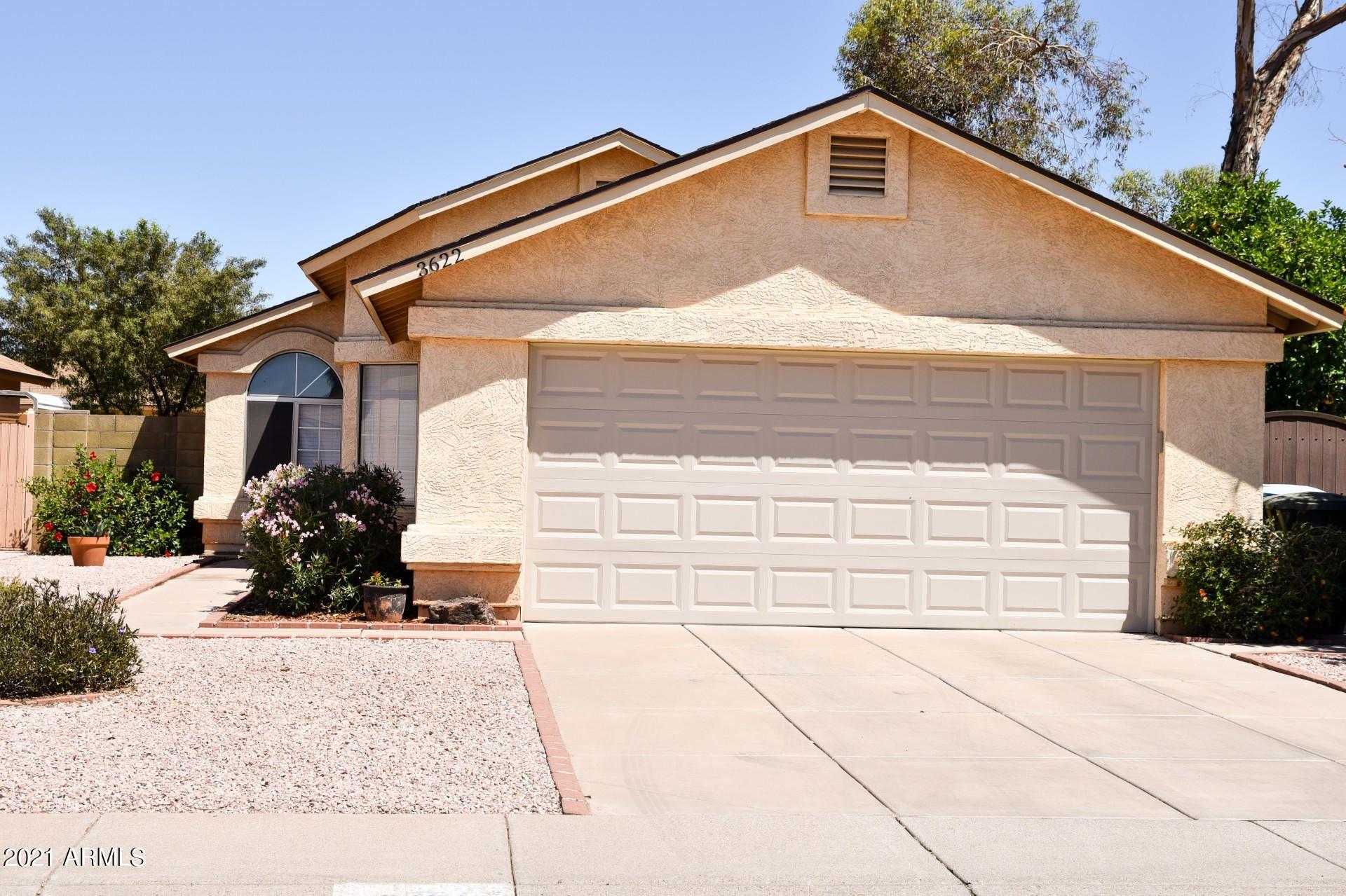 Photo of 3622 W MARCO POLO Road, Glendale, AZ 85308 (MLS # 6232527)