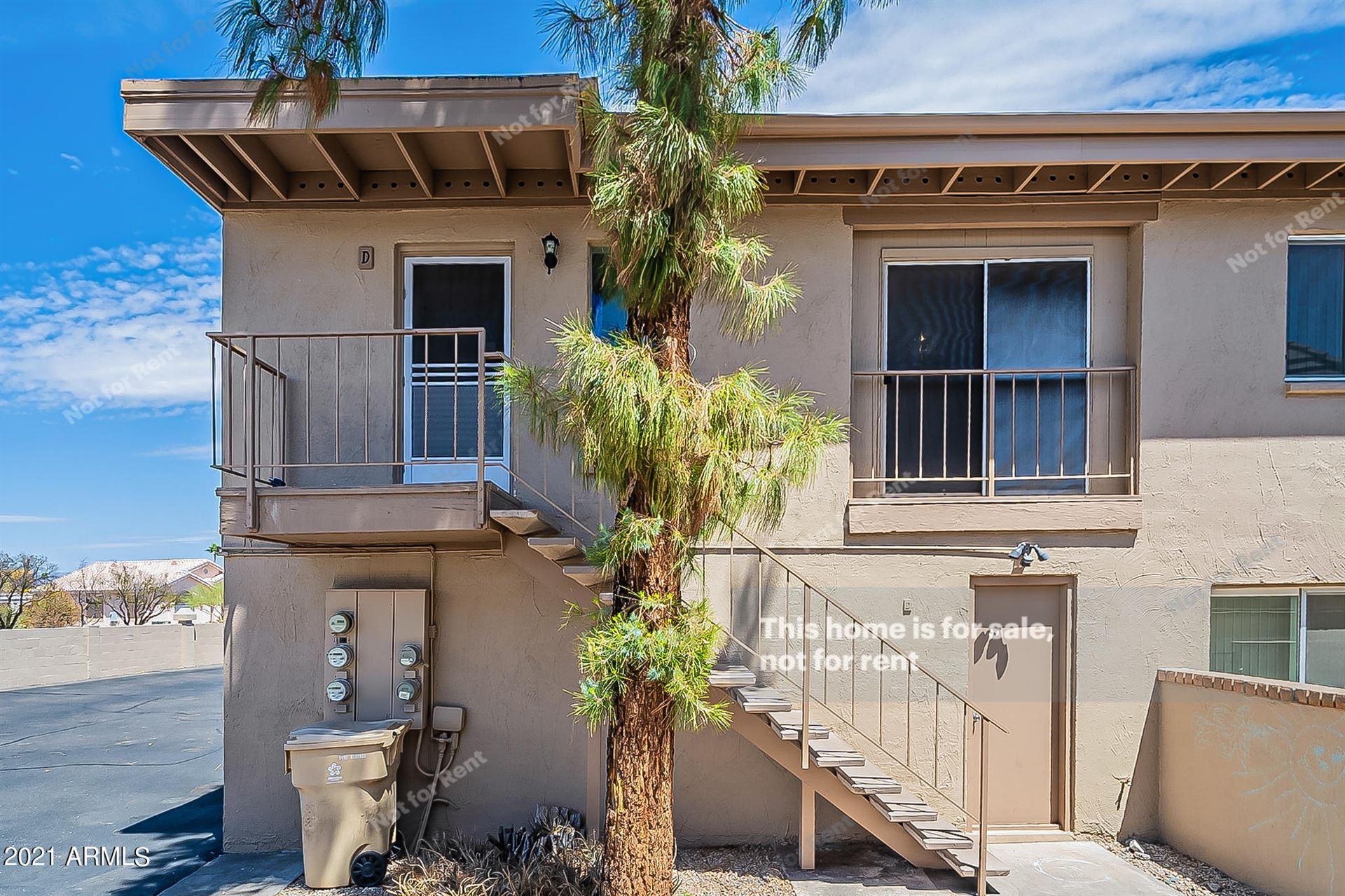 17020 E CALLE DEL ORO -- #D, Fountain Hills, AZ 85268 - MLS#: 6240528