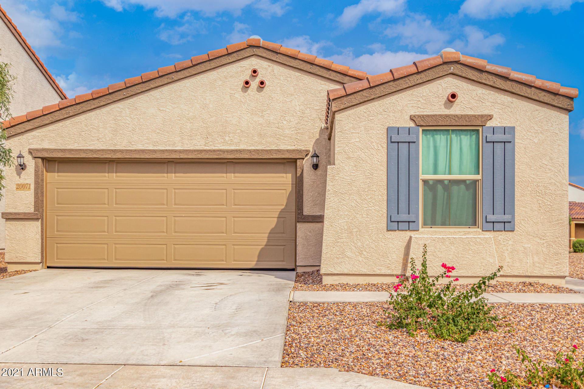 Photo of 20071 W Wilson Street, Buckeye, AZ 85326 (MLS # 6268528)