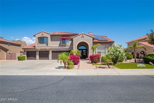 Photo of 9822 W SYDNEY Way, Peoria, AZ 85383 (MLS # 6224529)