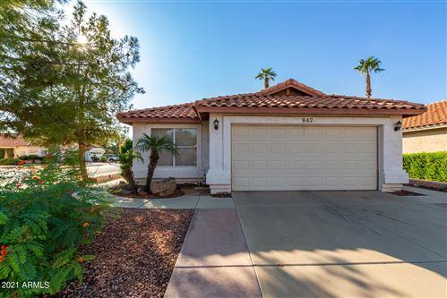 Photo of 842 S Capistrano Drive, Gilbert, AZ 85233 (MLS # 6294529)
