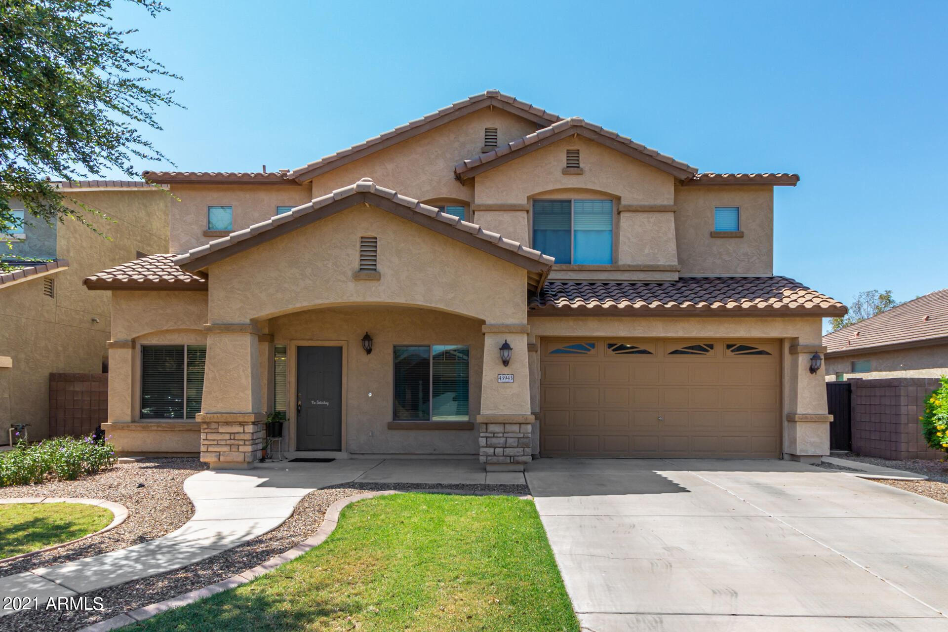 Photo for 43943 W ADOBE Circle, Maricopa, AZ 85139 (MLS # 6290529)
