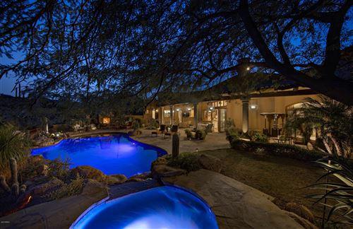 Tiny photo for 10649 E GREYTHORN Drive, Scottsdale, AZ 85262 (MLS # 6180530)