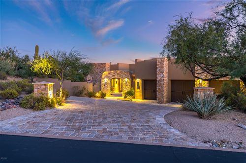Photo of 41773 N Stone Cutter Drive, Scottsdale, AZ 85262 (MLS # 6181530)