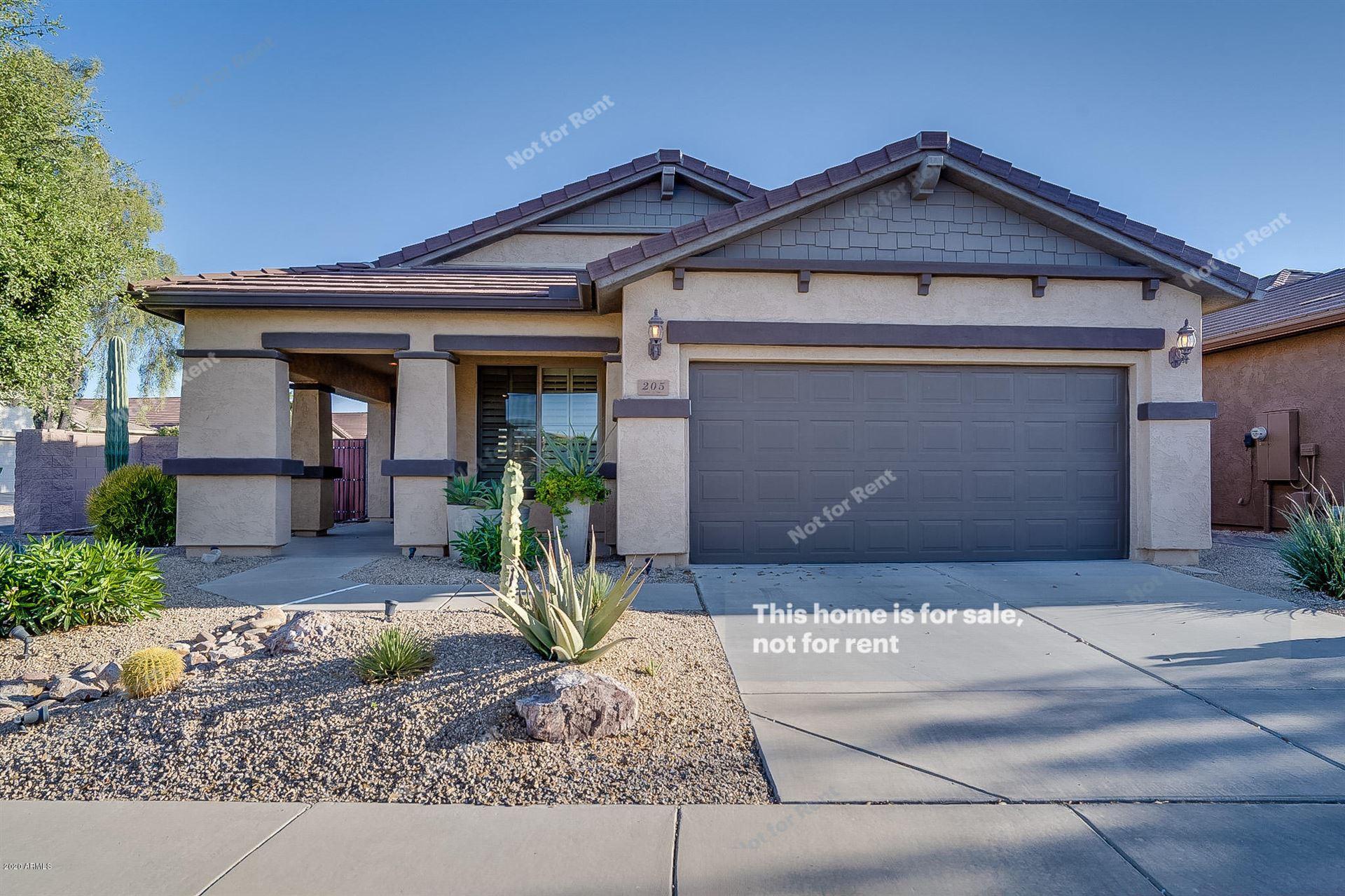 205 W PULLEN Place, San Tan Valley, AZ 85143 - #: 6073530