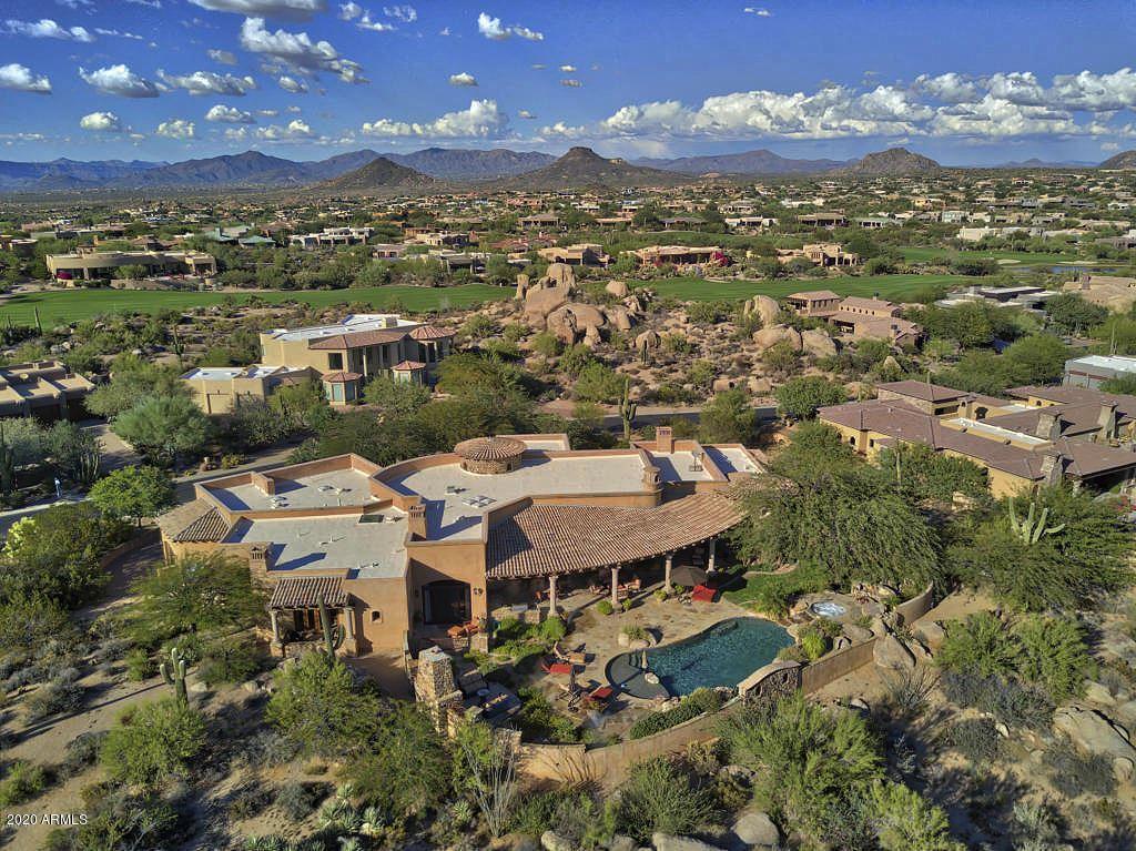 Photo for 10649 E GREYTHORN Drive, Scottsdale, AZ 85262 (MLS # 6180530)