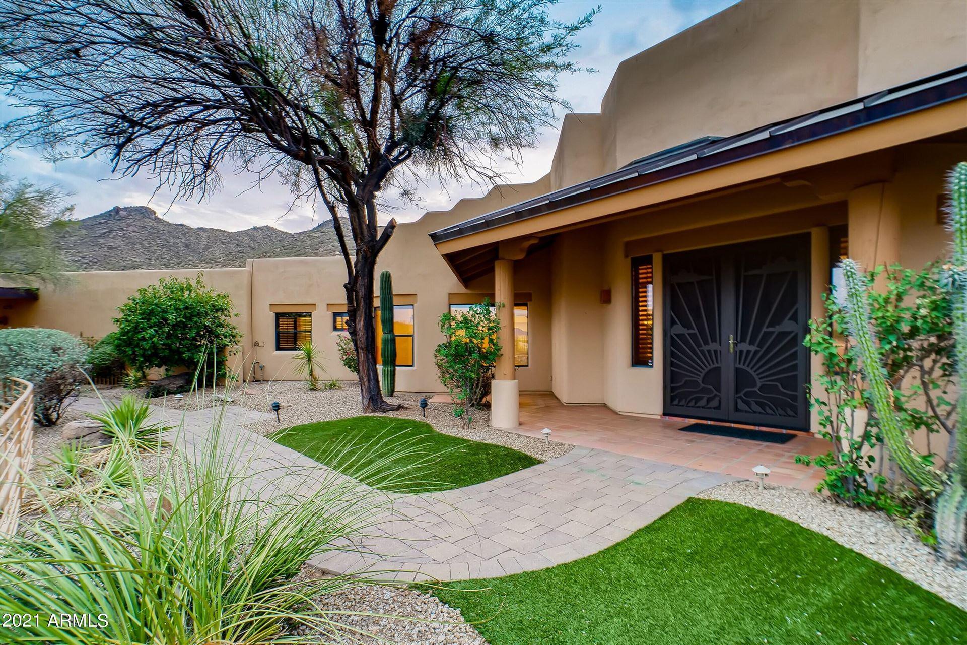 Photo of 37450 N NEVER MIND Trail, Carefree, AZ 85377 (MLS # 6263530)