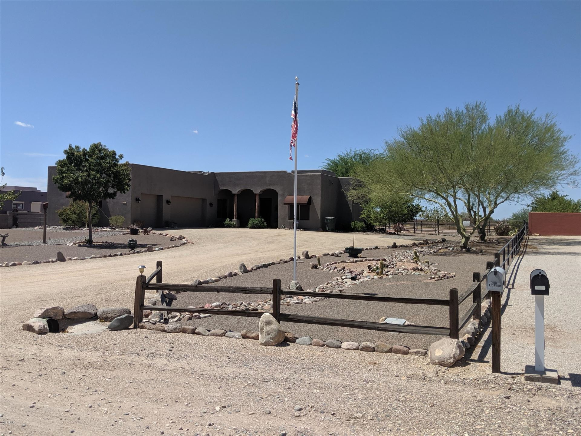 Photo of 30304 N 229TH Avenue, Wittmann, AZ 85361 (MLS # 6285530)