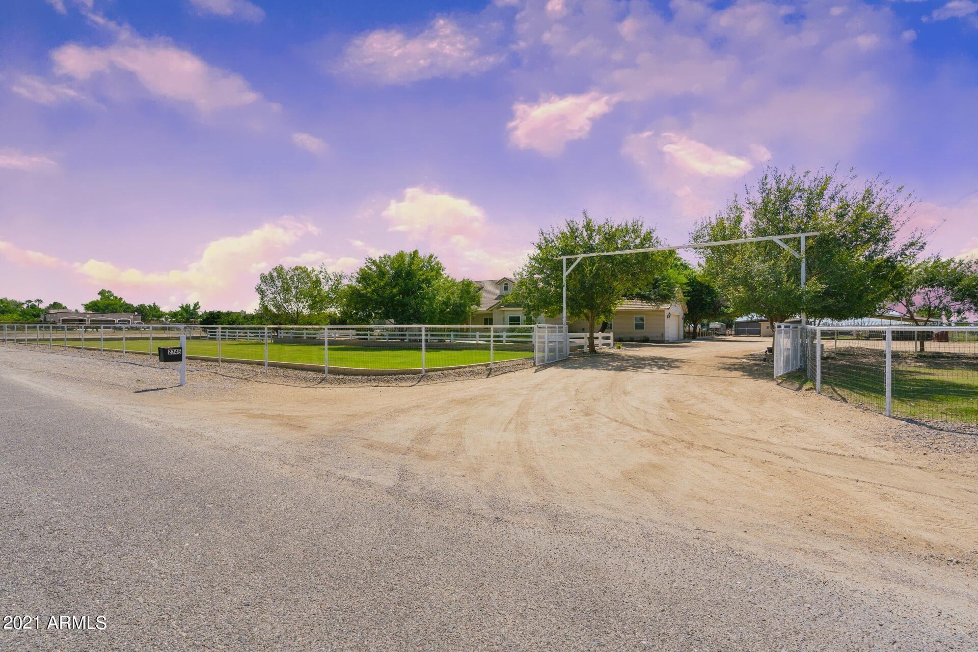 Photo of 2745 E SOUTHWOOD Road, San Tan Valley, AZ 85140 (MLS # 6296530)