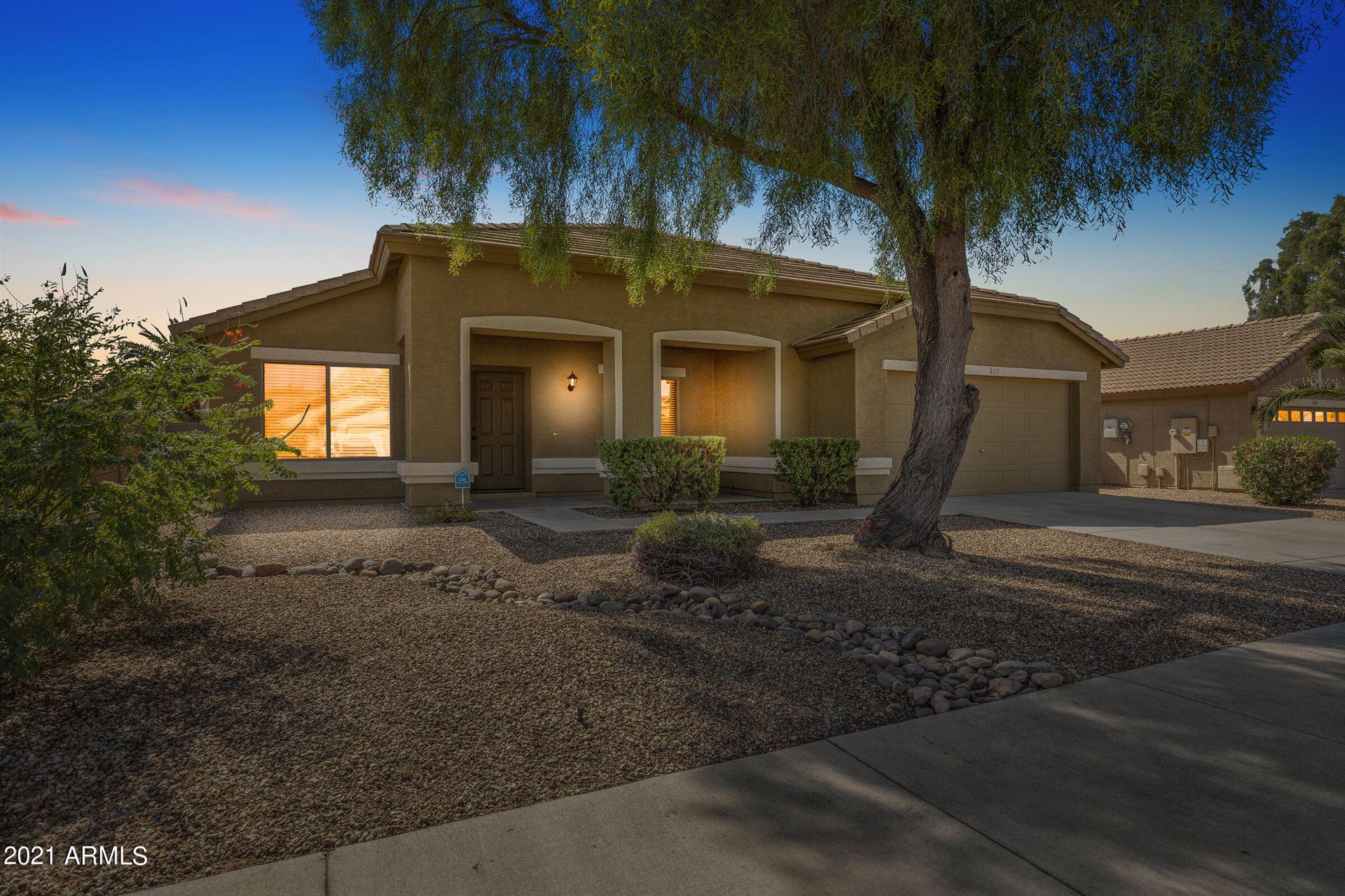 Photo of 15873 W TOHONO Drive, Goodyear, AZ 85338 (MLS # 6307530)