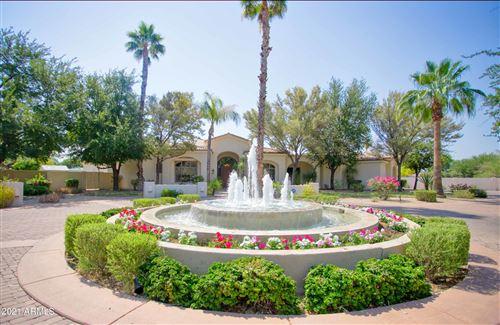 Photo of 9215 N INVERGORDON Road, Paradise Valley, AZ 85253 (MLS # 6244531)