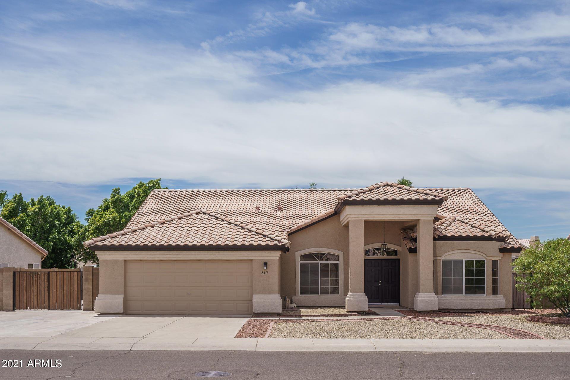 Photo of 8413 W FULLAM Street, Peoria, AZ 85382 (MLS # 6249531)