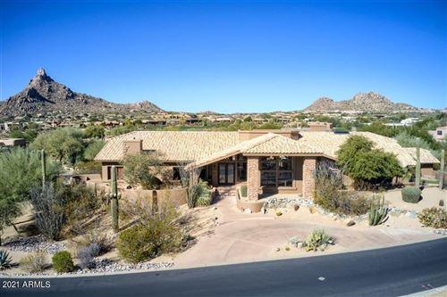 Photo of 10694 E YEARLING Drive, Scottsdale, AZ 85255 (MLS # 6195532)