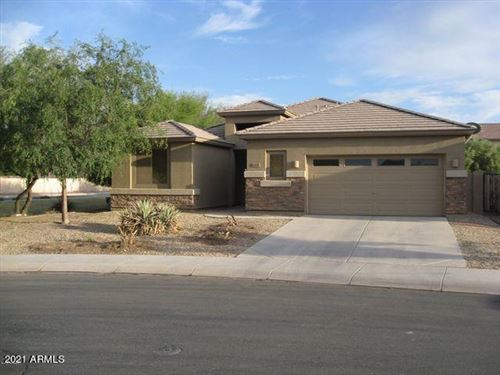 Photo of 44069 W MESCAL Street, Maricopa, AZ 85138 (MLS # 6210532)