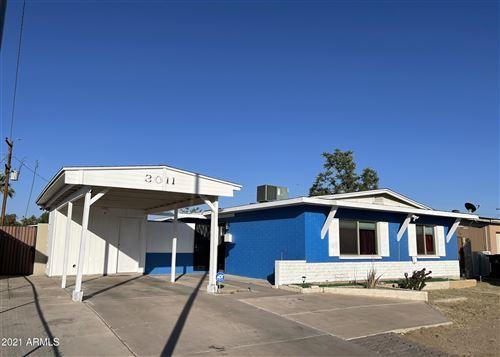Photo of 3011 N 81ST Drive, Phoenix, AZ 85033 (MLS # 6236532)
