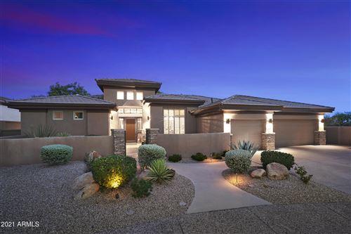 Photo of 8309 E FEATHERSONG Lane, Scottsdale, AZ 85255 (MLS # 6269533)