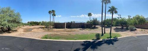 Photo of 4844 E TOMAHAWK Trail E, Paradise Valley, AZ 85253 (MLS # 6282534)