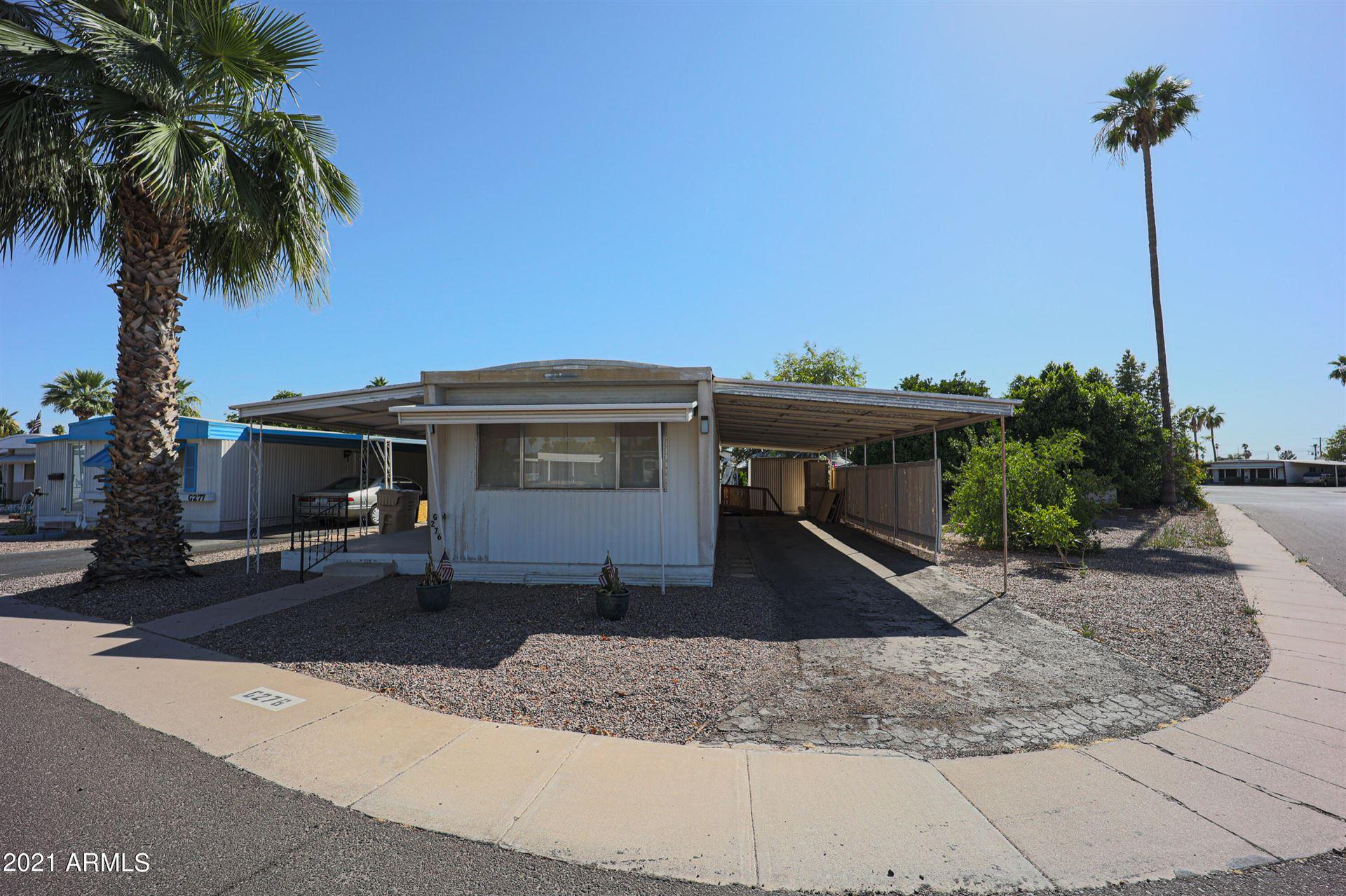 5201 W Camelback Road #G276, Phoenix, AZ 85031 - MLS#: 6246534