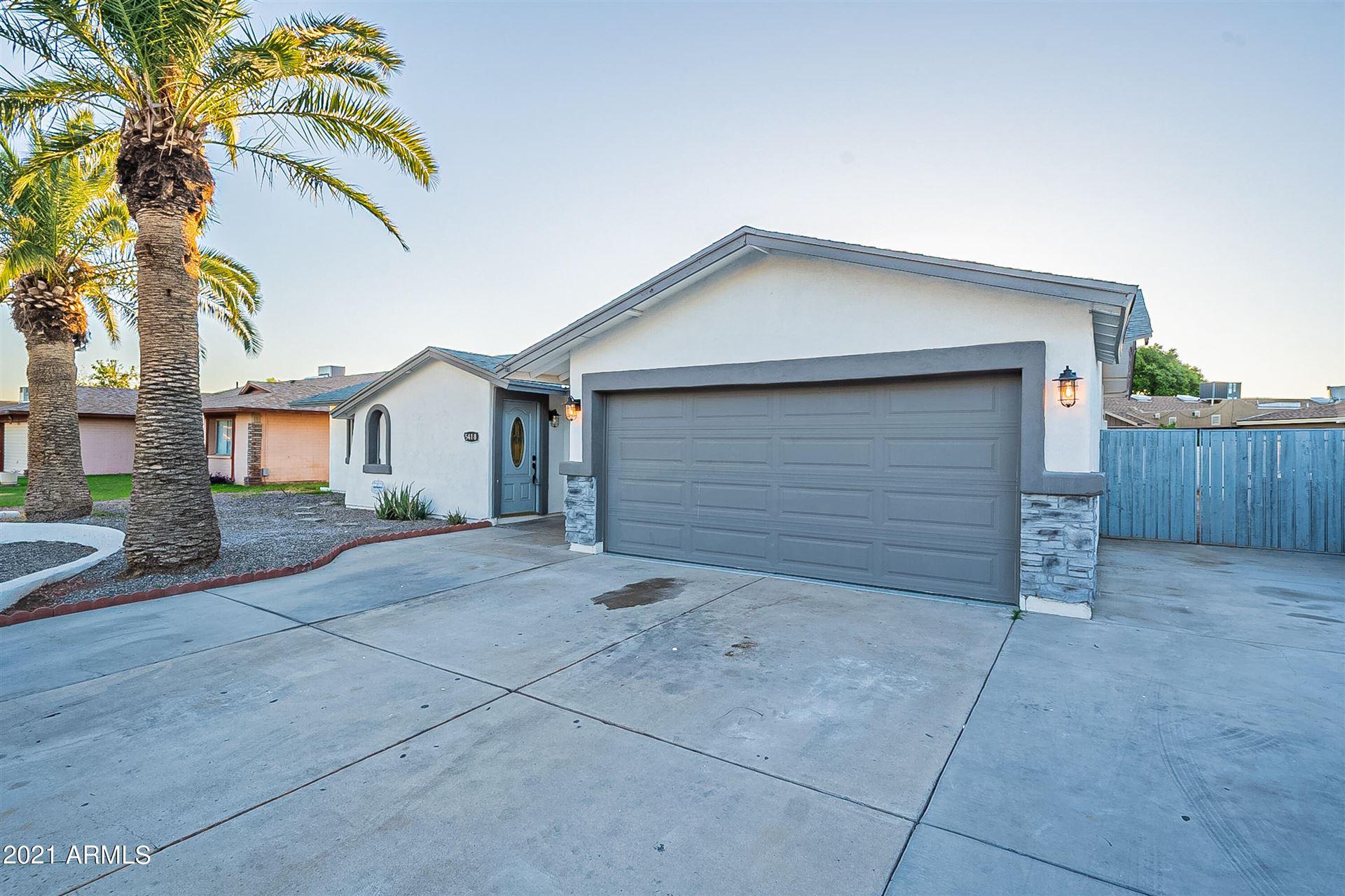 Photo of 5418 N 67TH Drive, Glendale, AZ 85303 (MLS # 6307534)