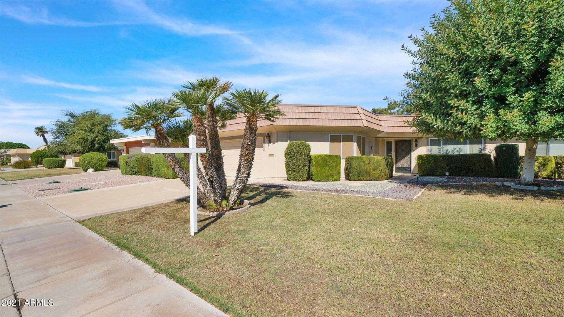 Photo of 10448 W HUTTON Drive, Sun City, AZ 85351 (MLS # 6307535)