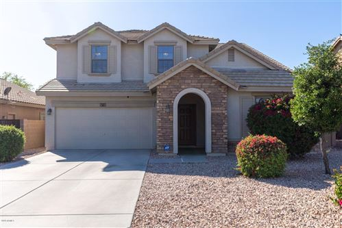 Photo of 828 S WINDMILL VILLAGE Boulevard N, Buckeye, AZ 85326 (MLS # 6063536)