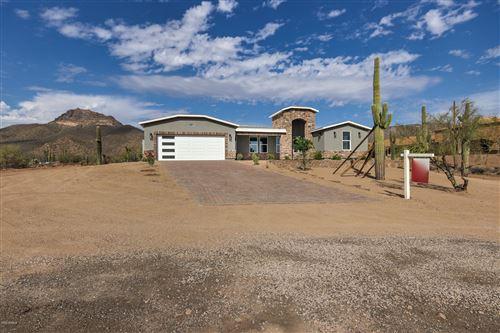 Photo of 11228 E HERMOSA VISTA Drive, Mesa, AZ 85207 (MLS # 6156536)
