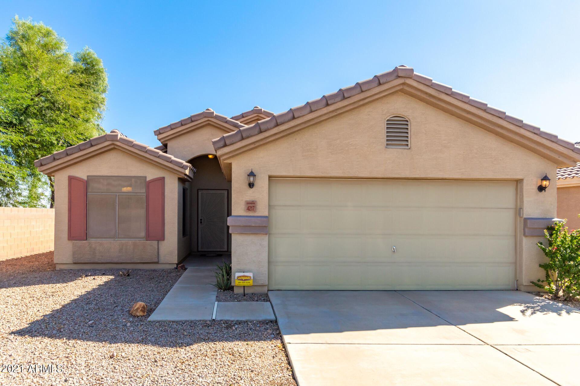 Photo of 4217 N 123RD Drive, Avondale, AZ 85392 (MLS # 6305536)