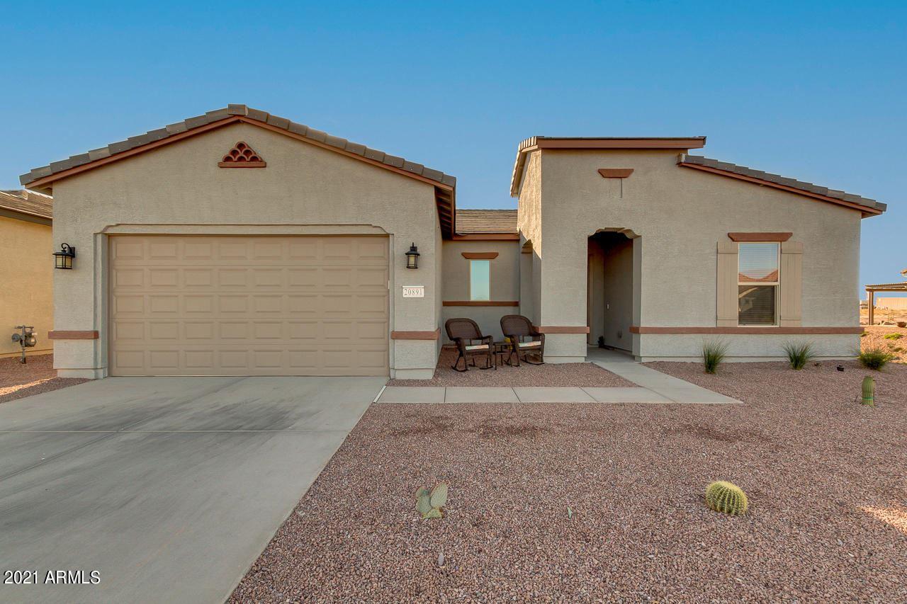 Photo of 20891 N Evergreen Drive, Maricopa, AZ 85138 (MLS # 6197537)