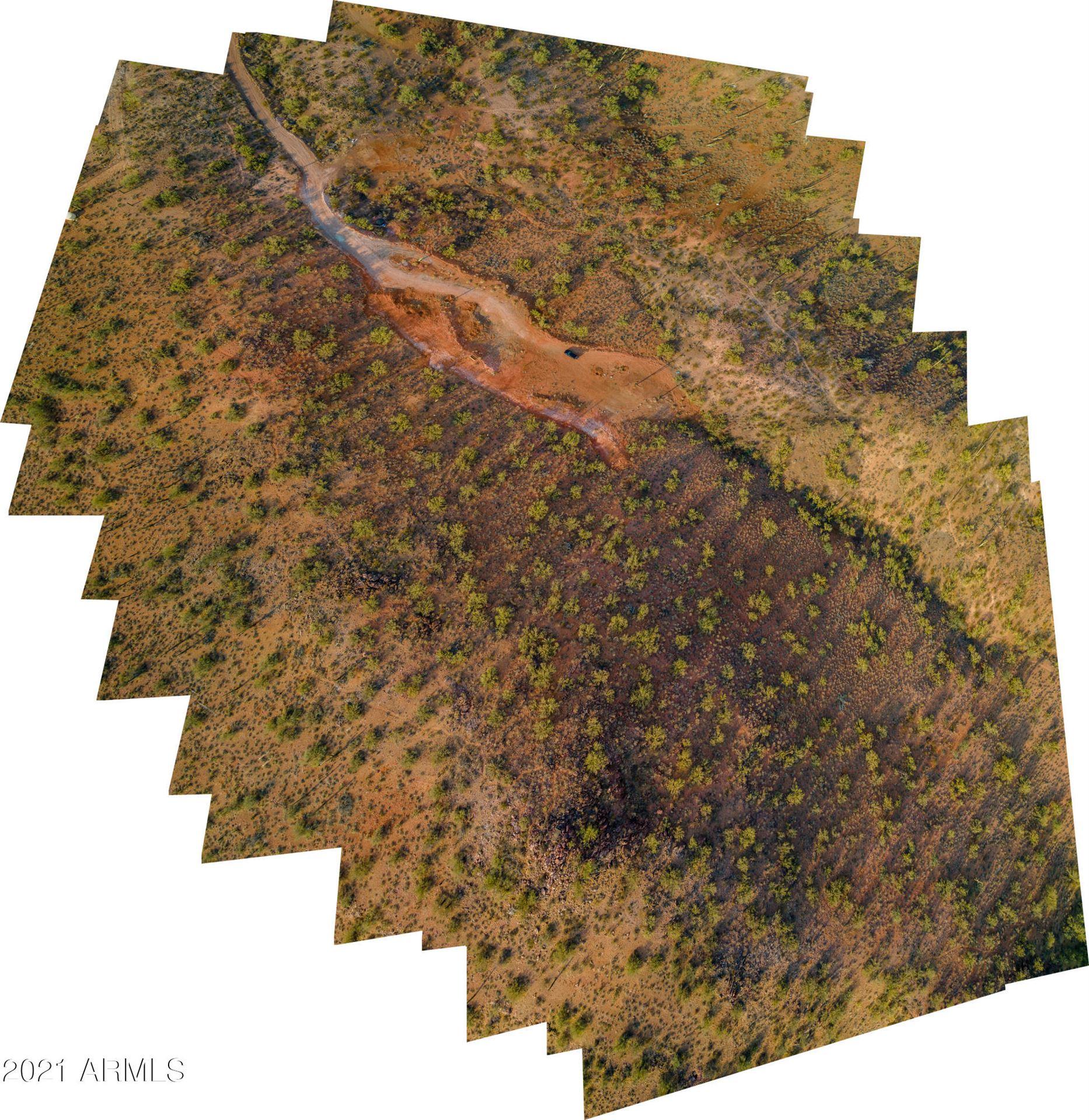 Photo of 000XX N Castle Hot Springs Road, Morristown, AZ 85342 (MLS # 6233537)