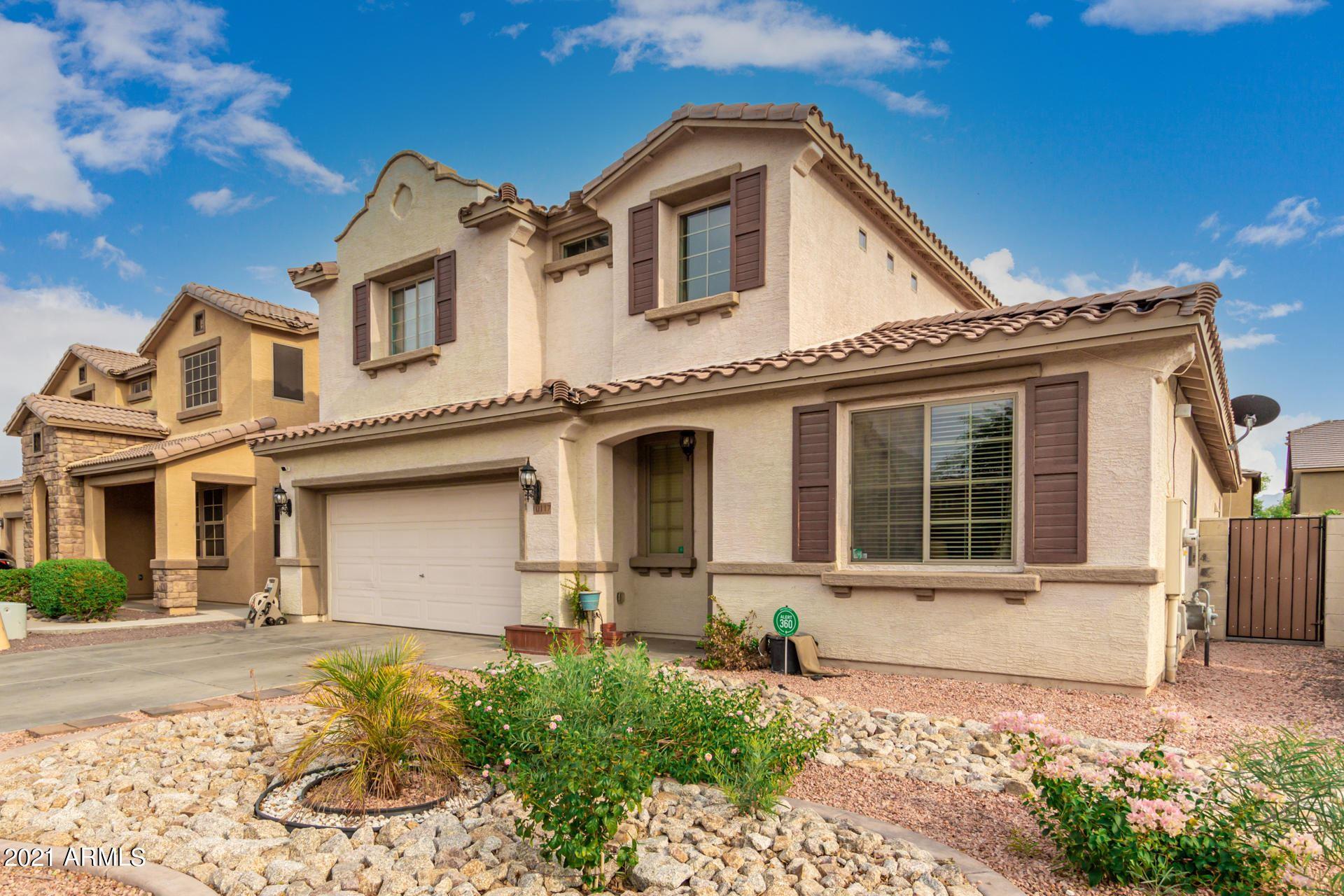 Photo of 10117 W MARGUERITE Avenue, Tolleson, AZ 85353 (MLS # 6271537)