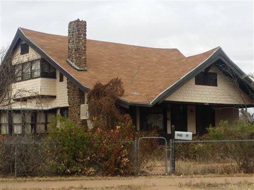 Photo of 1278 E 12th Street, Douglas, AZ 85607 (MLS # 6127538)