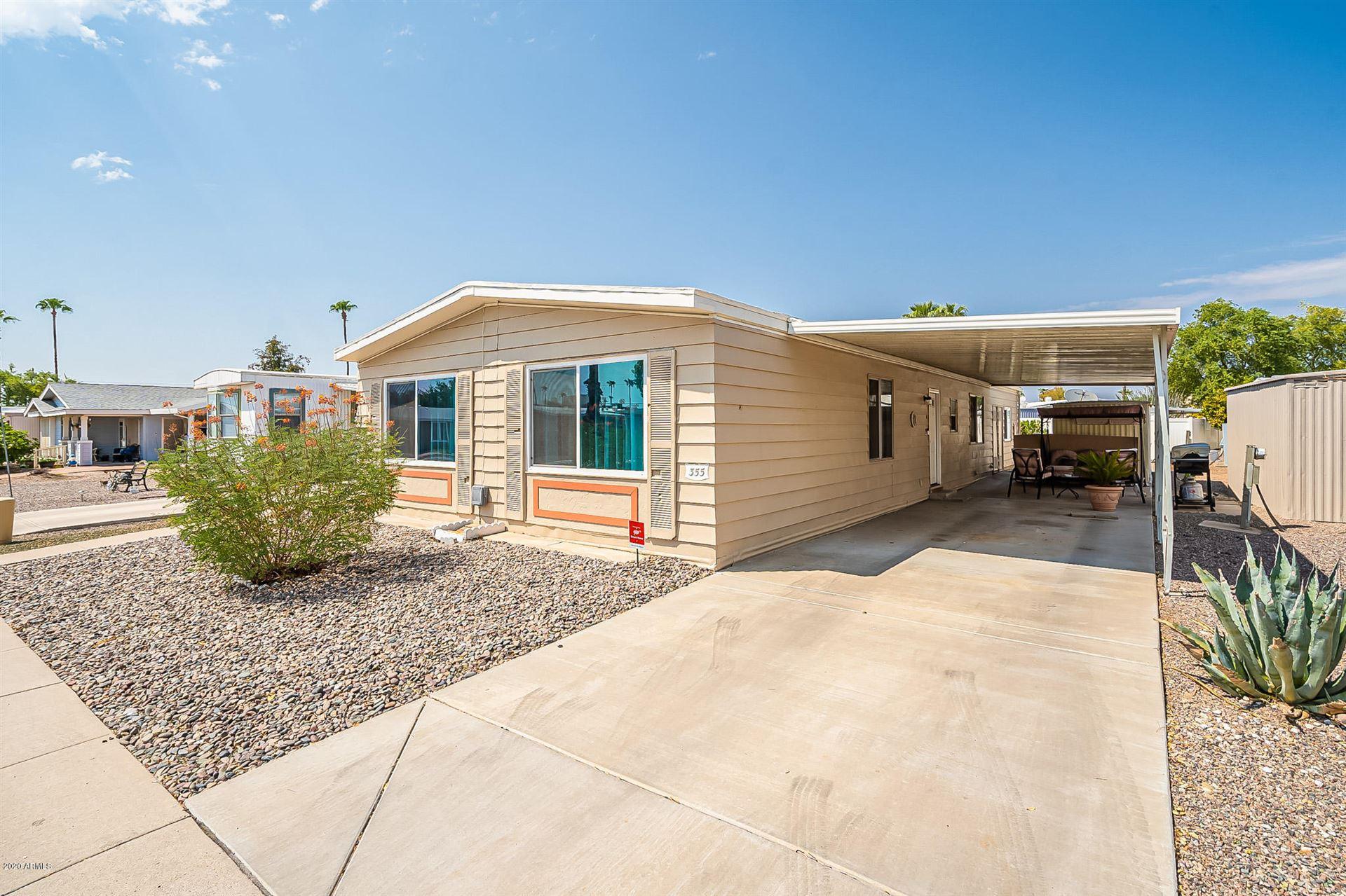 201 S Greenfield Road -- #355, Mesa, AZ 85206 - MLS#: 6124539
