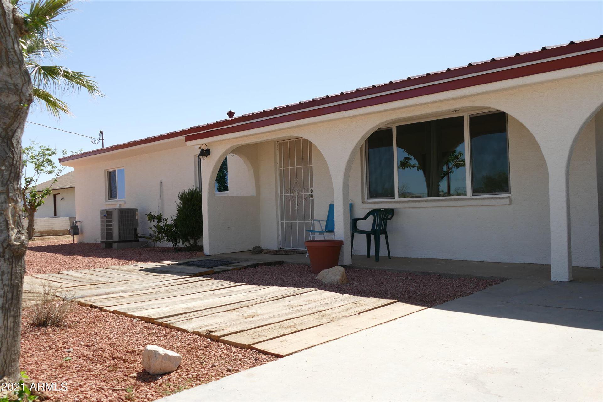 Photo of 50027 N EAGLE Street, Aguila, AZ 85320 (MLS # 6232539)