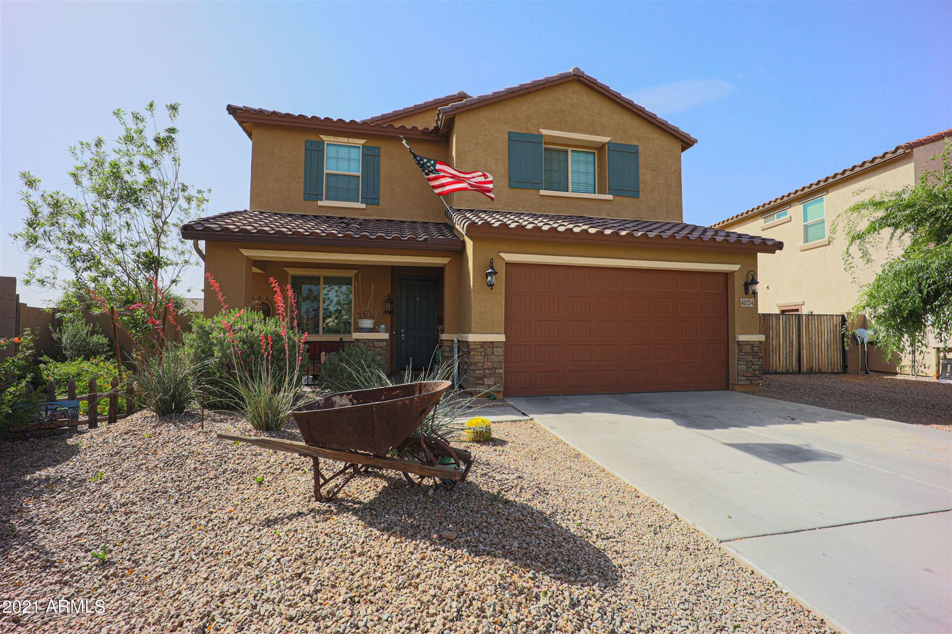 41734 N CIELITO LINDA Way, San Tan Valley, AZ 85140 - MLS#: 6222540