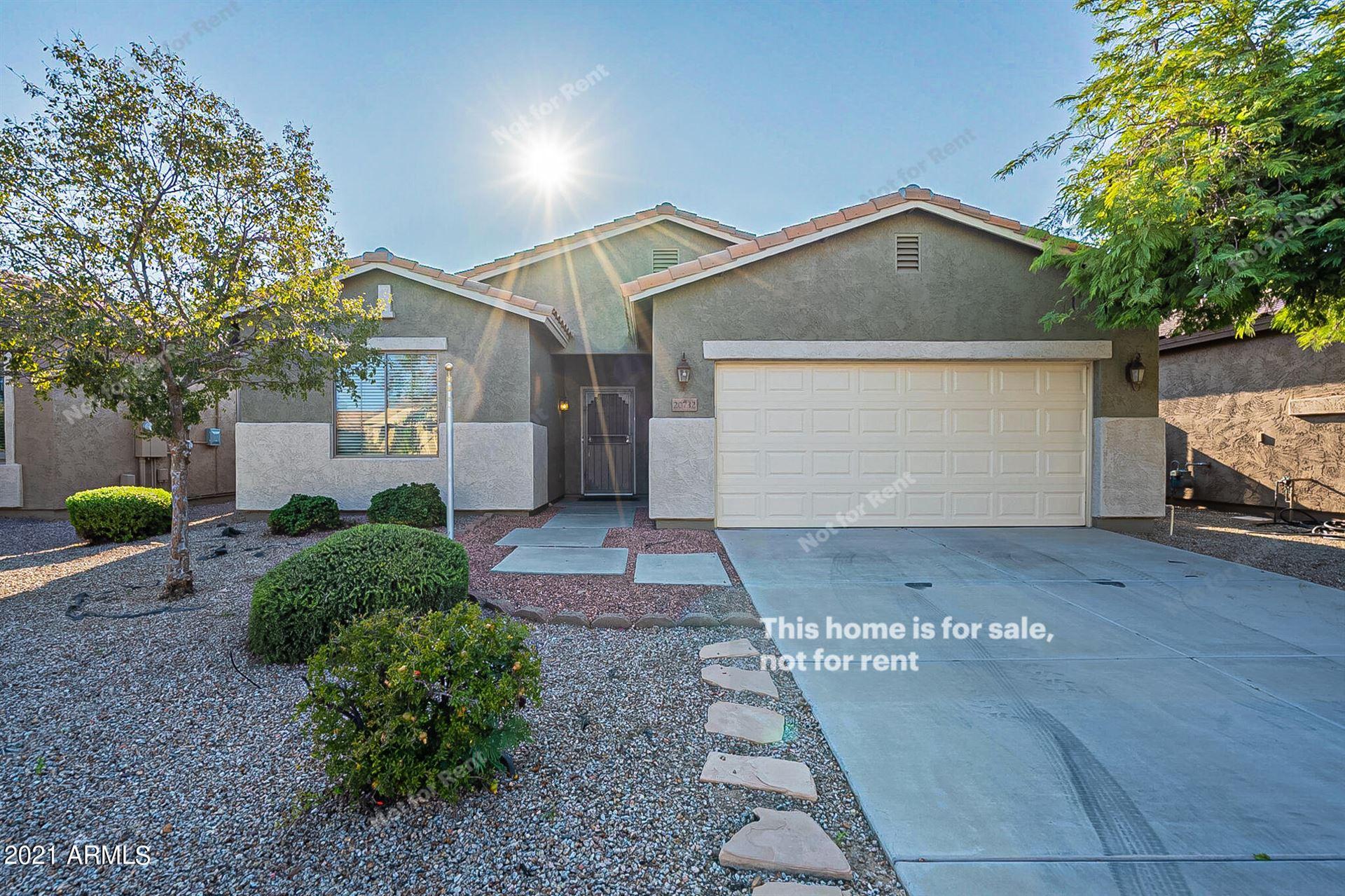 Photo for 20732 N CARMEN Avenue, Maricopa, AZ 85139 (MLS # 6291540)