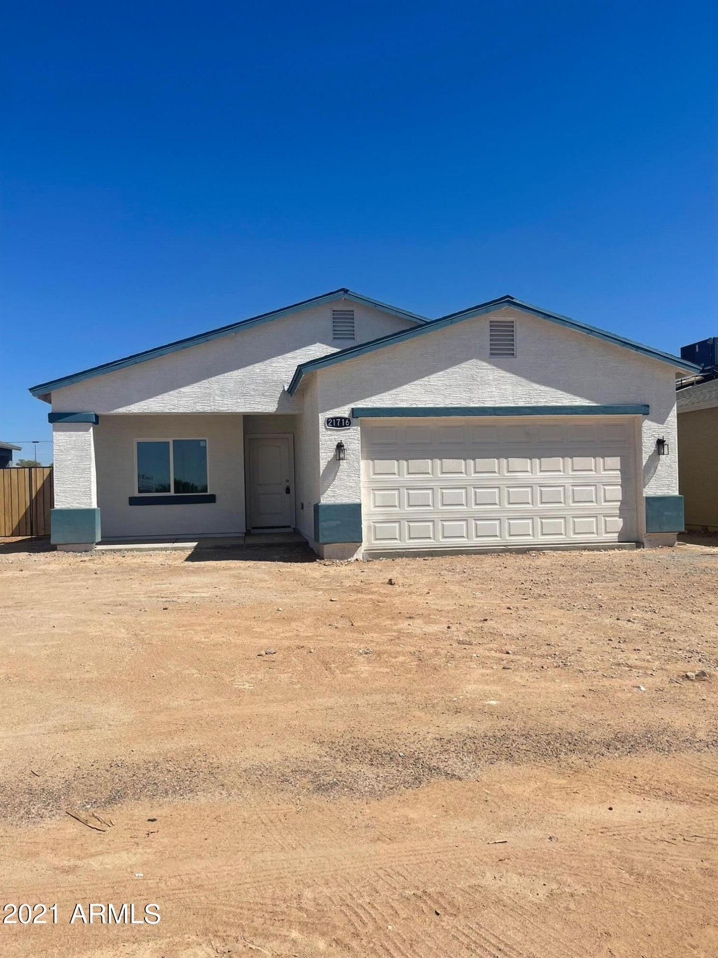 Photo of 21714 W Roosevelt Avenue, Wittmann, AZ 85361 (MLS # 6296540)
