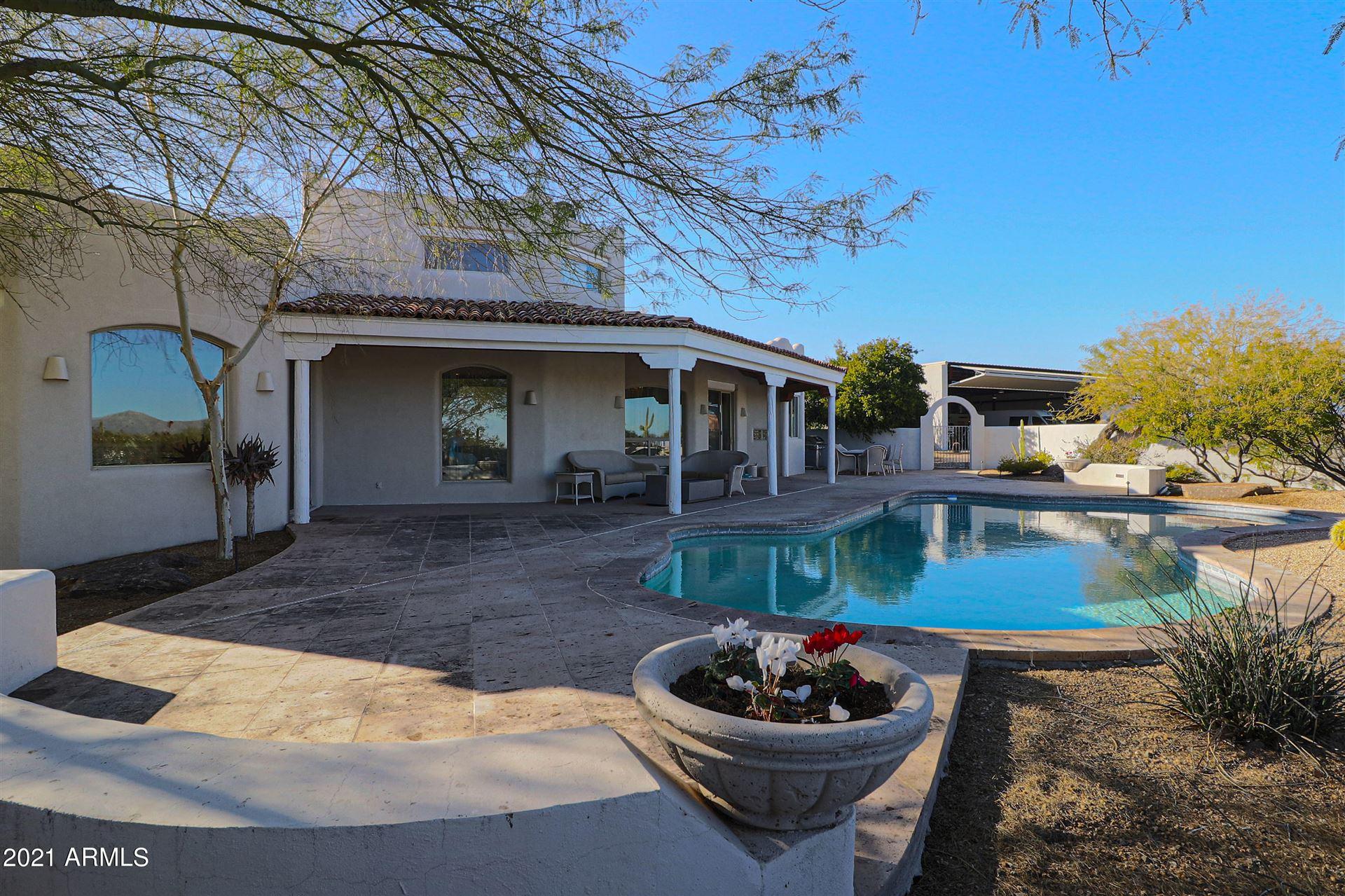 Photo of 37526 N 237TH Avenue, Morristown, AZ 85342 (MLS # 6298540)