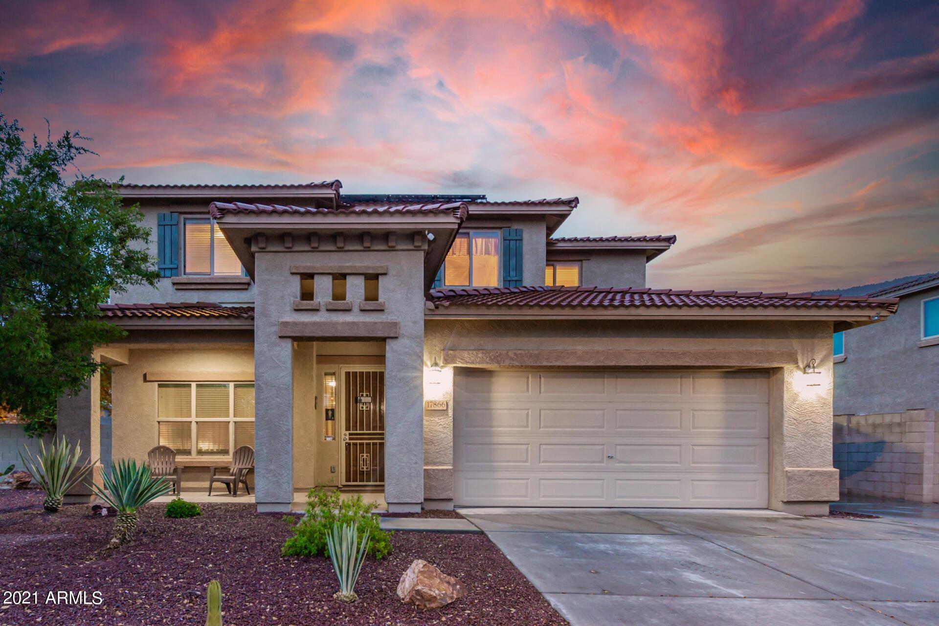 17866 W DESERT Lane, Surprise, AZ 85388 - MLS#: 6285541