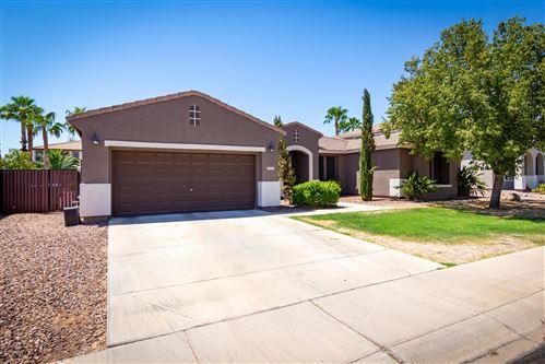 Photo of 4124 S CALDERON Street, Mesa, AZ 85212 (MLS # 6111542)