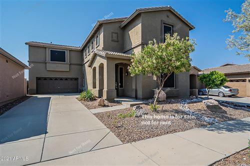 Photo of 2513 W FLORENTINE Road, Phoenix, AZ 85086 (MLS # 6292542)