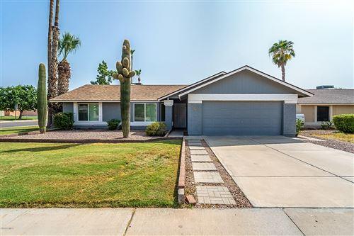 Photo of 4765 E ENROSE Street, Mesa, AZ 85205 (MLS # 6134544)