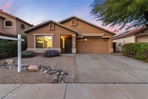 Photo of 2518 W Bent Tree Drive, Phoenix, AZ 85085 (MLS # 6309544)