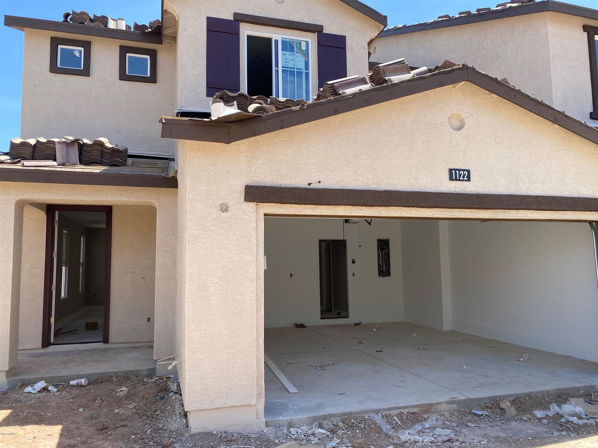 1255 N ARIZONA Avenue #1122, Chandler, AZ 85225 - #: 6032544