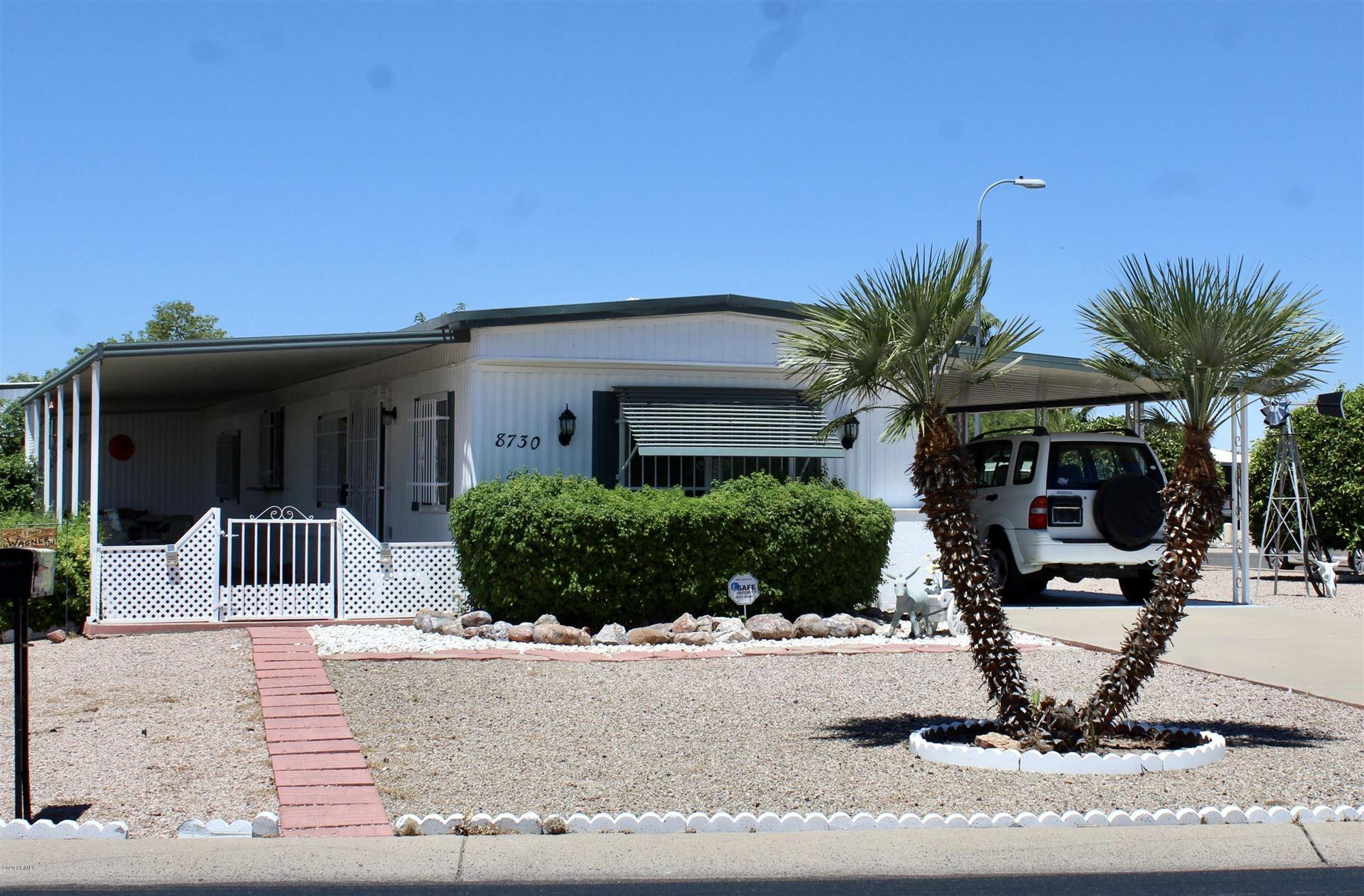 8730 E DELILAH Avenue, Mesa, AZ 85208 - #: 6093544