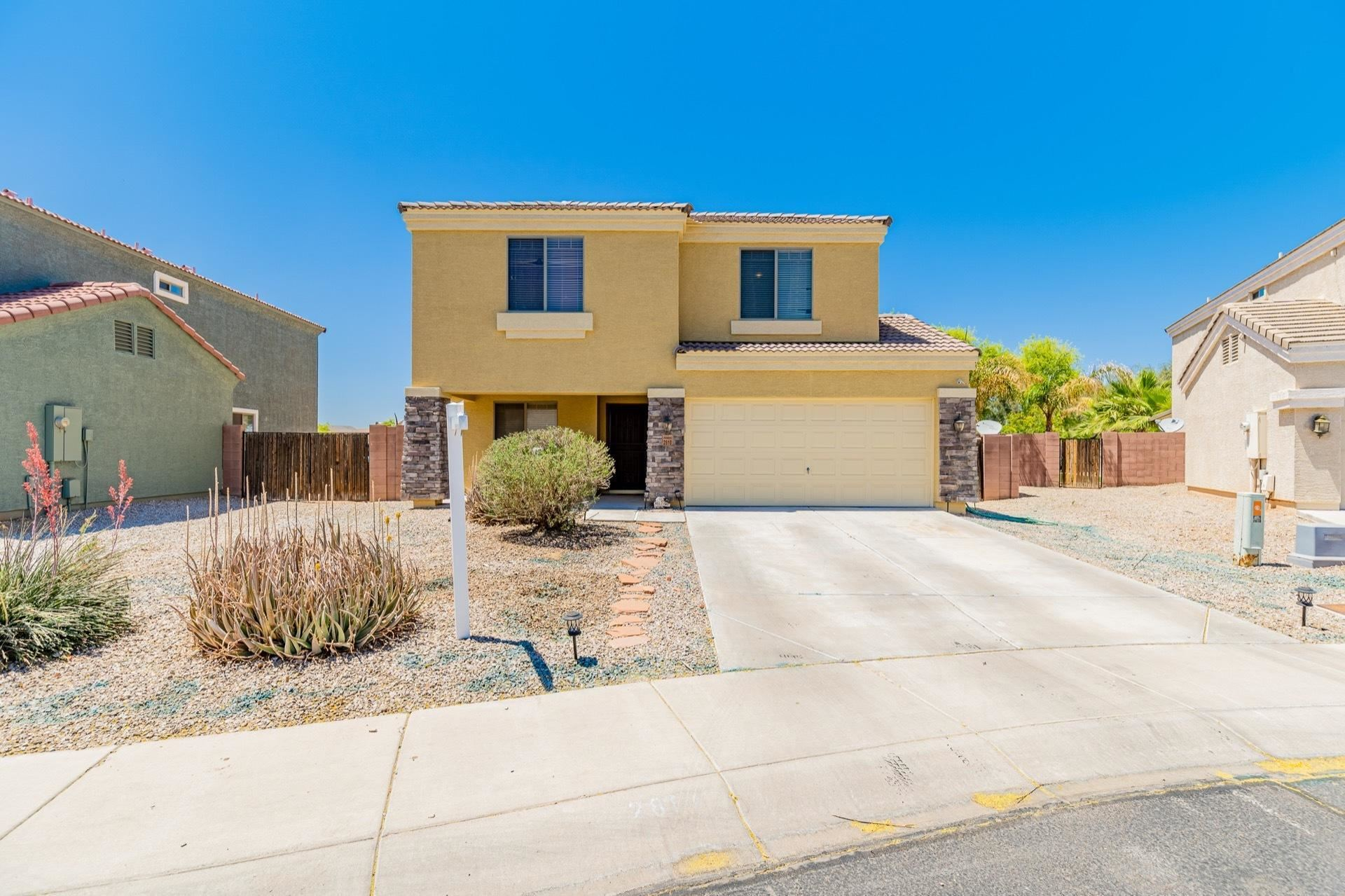 Photo of 2810 S 84TH Lane, Tolleson, AZ 85353 (MLS # 6232545)