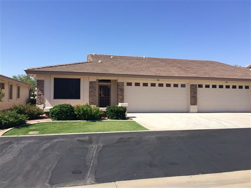 Photo of 2663 S SPRINGWOOD Boulevard #332, Mesa, AZ 85209 (MLS # 6111546)