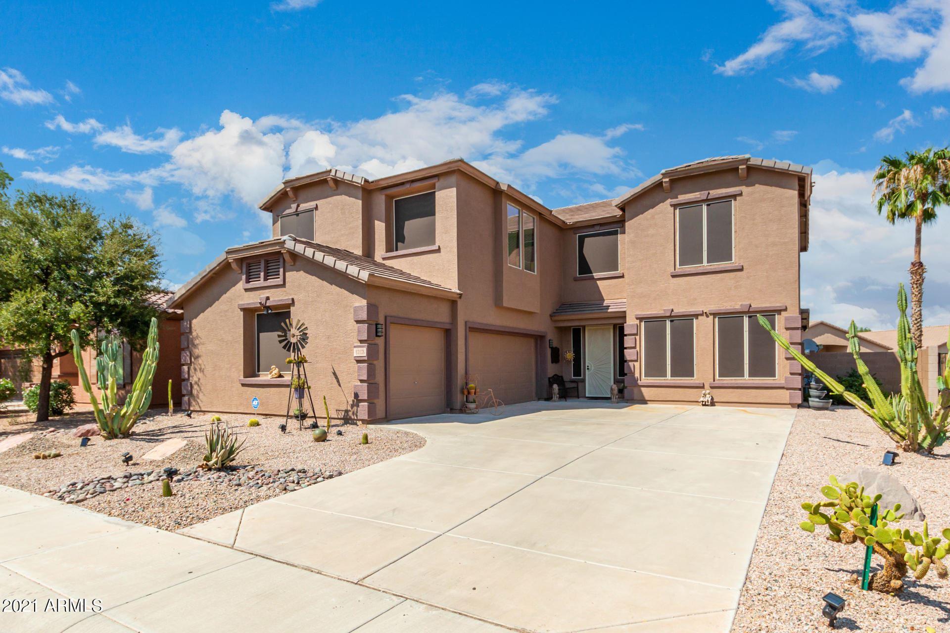 Photo for 43438 W SANSOM Drive, Maricopa, AZ 85138 (MLS # 6282546)